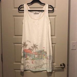 Vineyard Vines Linen Dress